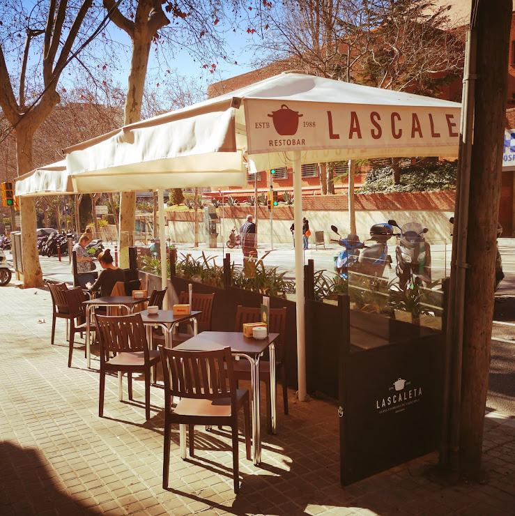 Lascaleta restobar Avinguda de Vallcarca, 156, 08023 Barcelona