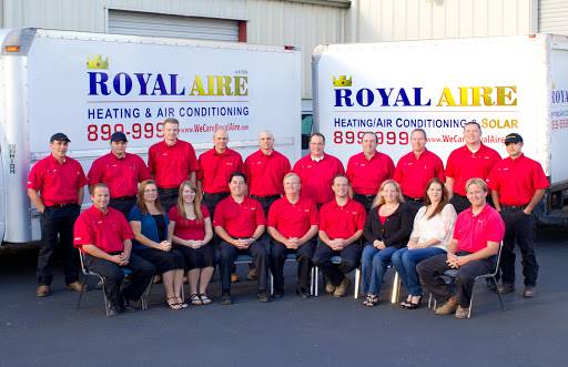 HVAC Contractor «Royal Aire Heating, Air Conditioning & Solar», reviews and photos