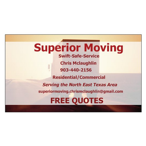 Mover «Superior Moving», reviews and photos