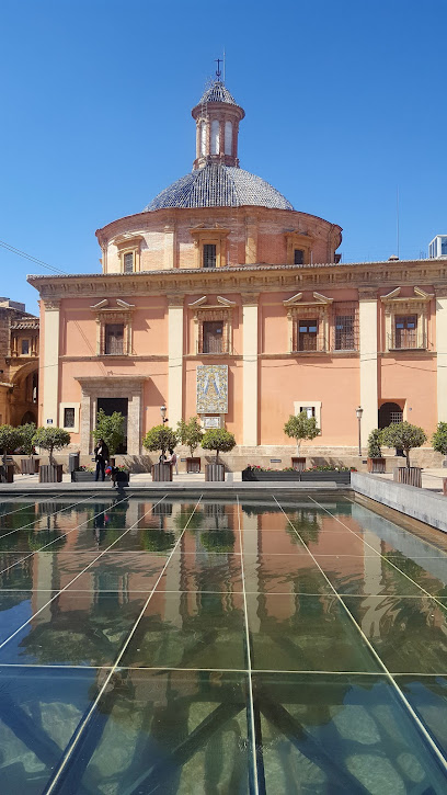 Basílica de la Mare de Déu dels Desemparats