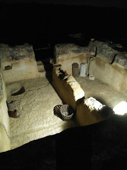 Yacimiento arqueológico La Cava de Garcinarro