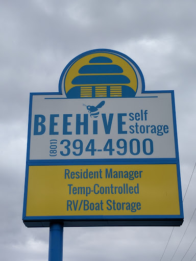 Self-Storage Facility «Beehive Self Storage», reviews and photos, 1890 Wall Ave, Ogden, UT 84401, USA