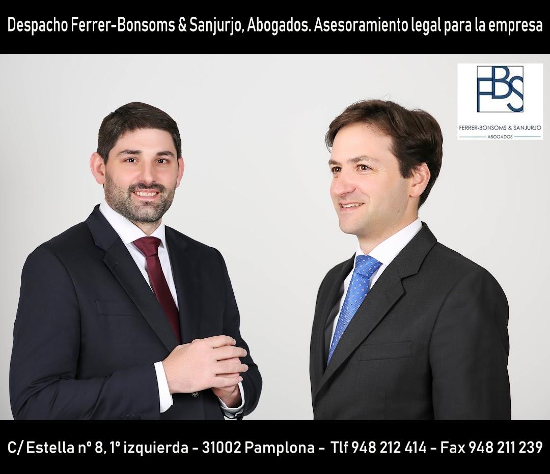 Abogado en Pamplona Derecho Inernacional y Derecho Mercantil Ferrer-Bonsoms & Sanjurjo