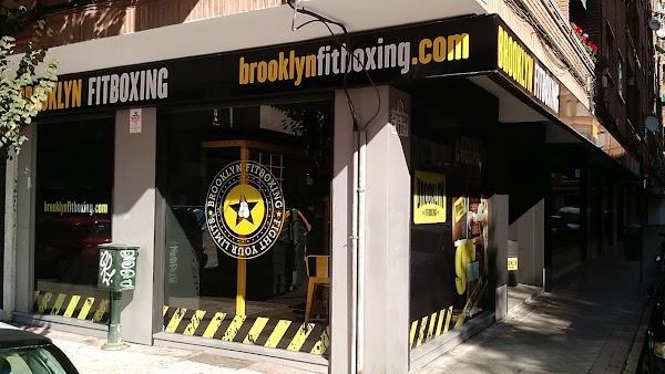 Brooklyn fitboxing Granada