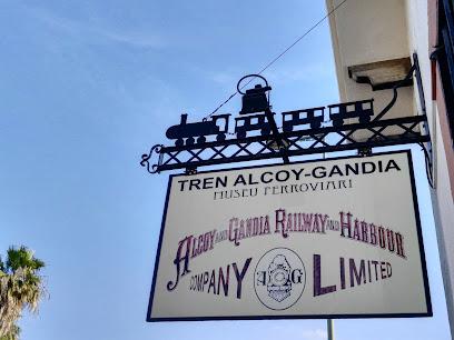 Associació Tren Alcoi Gandia (Museu del Ferrocarril)