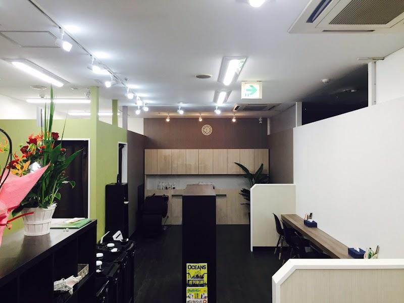 オーガニックハーブ ヘアカラー専門店 Garden 北上尾PAPA店