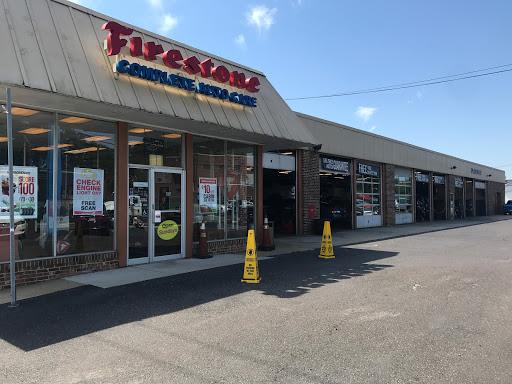 Tire Shop «Firestone Complete Auto Care», reviews and photos, 900 E Black Horse Pike, Mt Ephraim, NJ 08059, USA