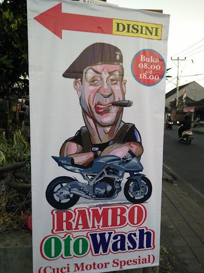 Rambo Oto Wash Panjer - Jl. Tukad Pakerisan, Denpasar