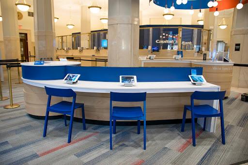 Capital One Bank, 35 Journal Square Plaza, Jersey City, NJ 07306, Bank