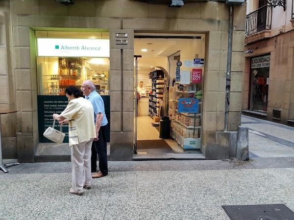 Farmacia Alberdi Álvarez