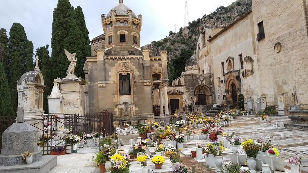 Cimitero Santa Maria di Gesù a Palermo