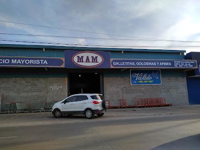 M.A.M. Autoservicio Mayorista De Galletitas Y Golosinas