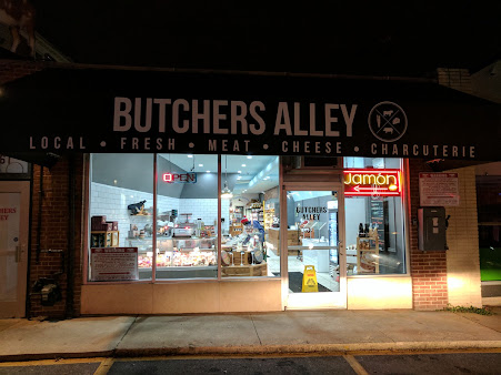 Butcher's Alley