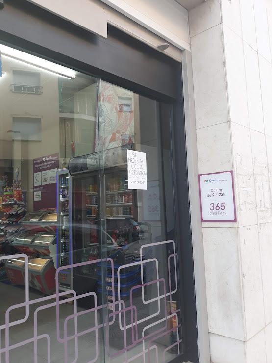 Condis Express Carrer Martorell, 6, 08630 Abrera, Barcelona