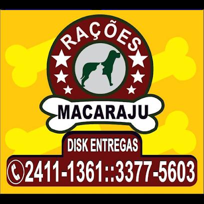Raçoes Macaraju