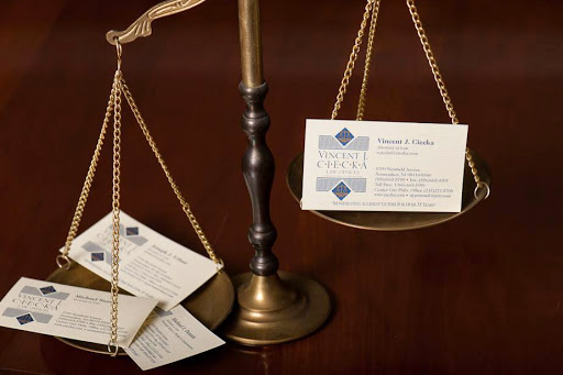 Personal Injury Attorney «Law Offices Vincent J. Ciecka, P.C.», reviews and photos
