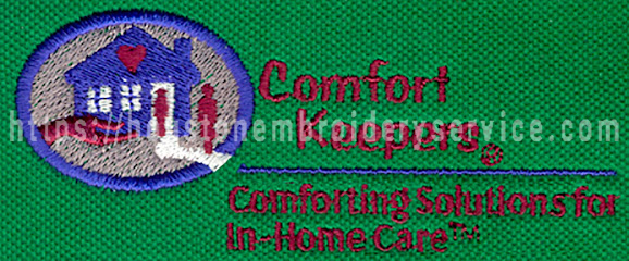 Embroidery shop Excellent Digitizing - Embroidery Digitizing & Vector Art