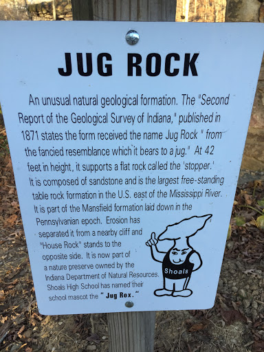 Nature Preserve «Jug Rock Nature Preserve», reviews and photos, Albright Ln, Shoals, IN 47581, USA