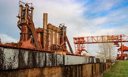 Rivers of Steel: Carrie Blast Furnaces National Historic Landmark