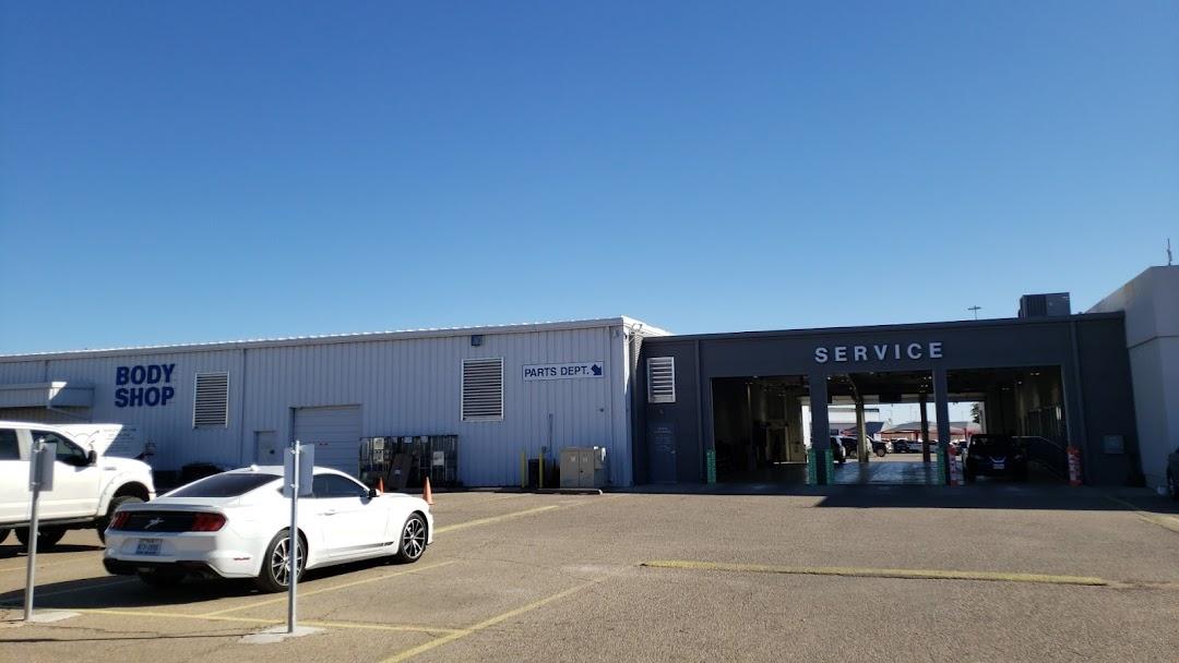Gene Messer Toyota Parts Center