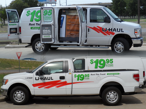 Truck Rental Agency «U-Haul Moving & Storage of South Park», reviews and photos