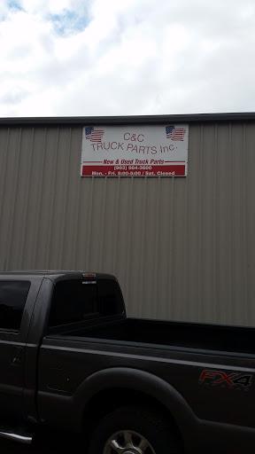 C & C Truck Parts Inc, 2567 Old Highway 135 South, Kilgore, TX 75662, Auto Parts Store