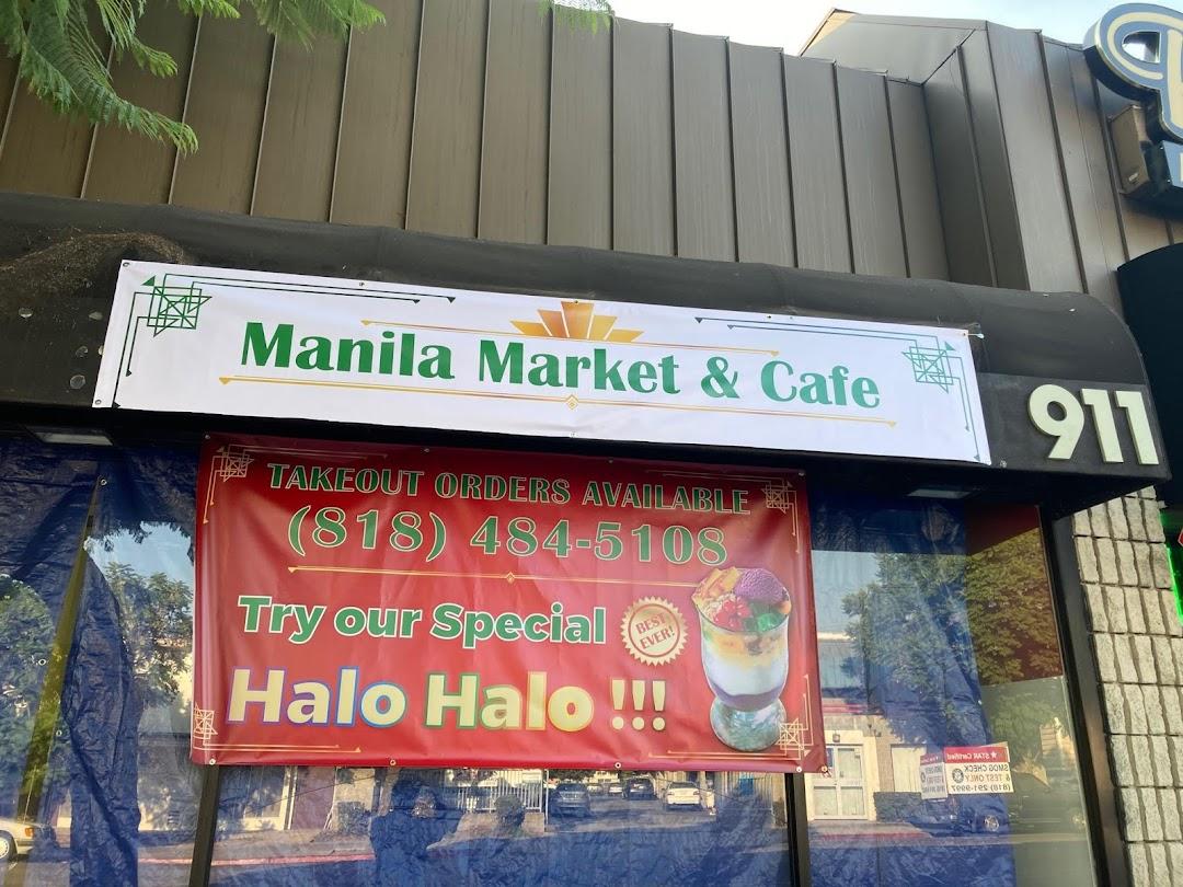 Manila Market & Cafe