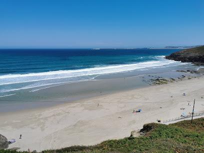 Praia de Combouzas
