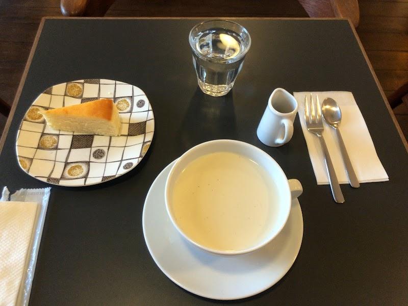 テオレマ カフェ