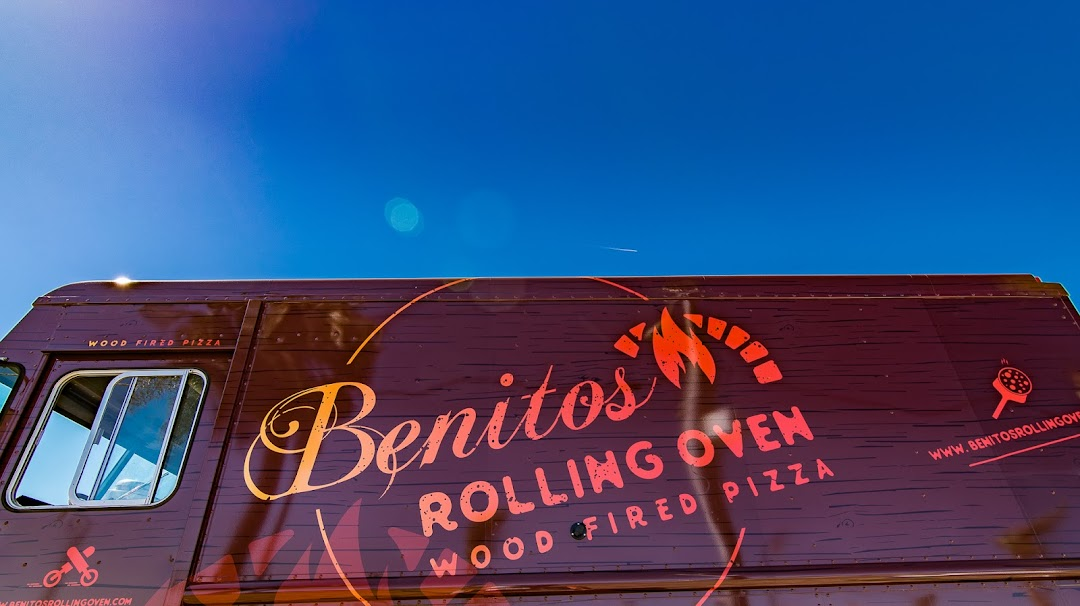 Benitos rolling oven