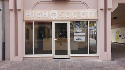 High Society CBD Mulhouse 68100 Mulhouse