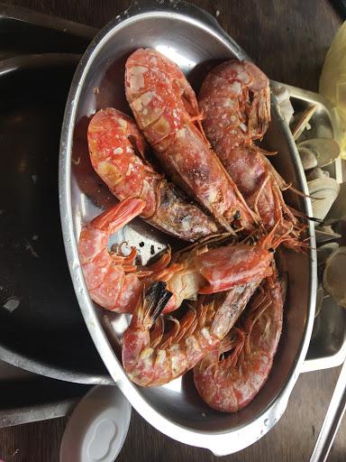 阿團海膽燒烤快炒