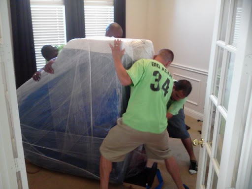 Mover «Legacy Moving Services», reviews and photos