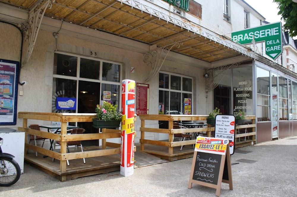photo du resaurant Brasserie de la Gare