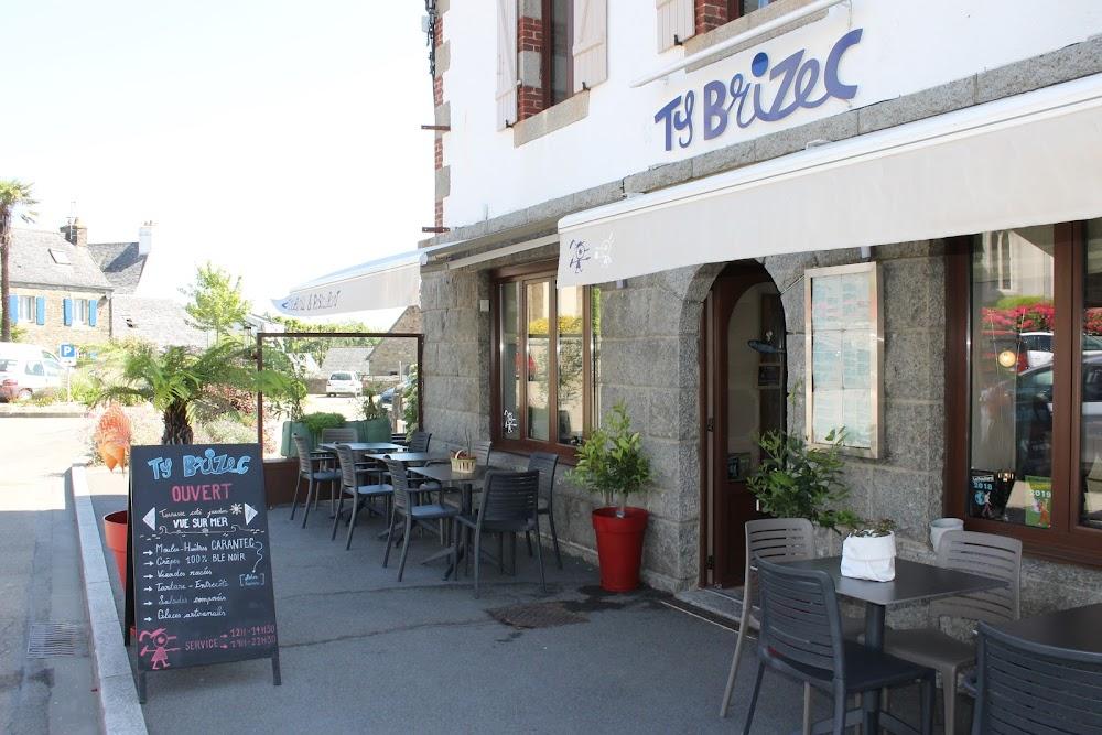 photo du resaurant Crêperie Restaurant Ty Brizec
