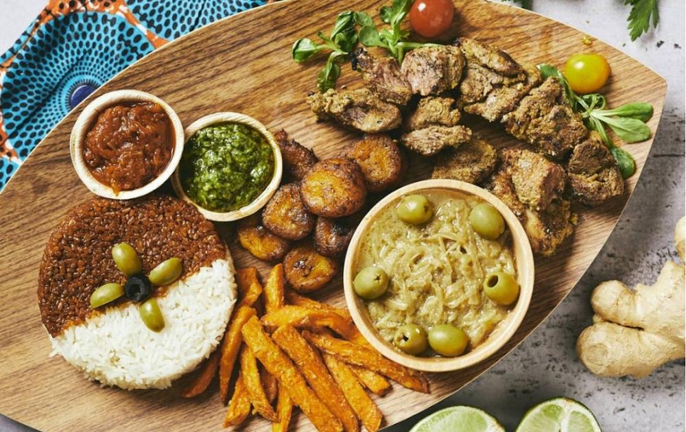 photo du resaurant Panafricanbox Streetfood