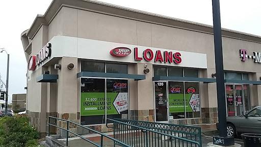 Speedy Cash, 120 W Base Line Rd, Rialto, CA 92376, United States, Loan Agency