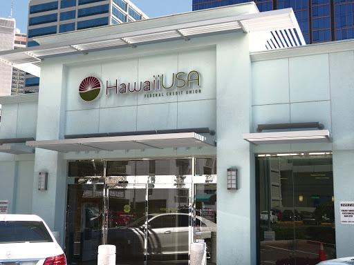 HawaiiUSA Federal Credit Union in Honolulu, Hawaii