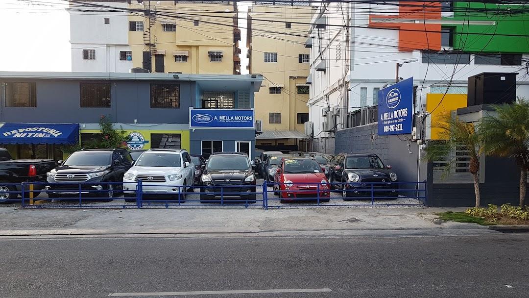 A.Mella Motors SRL