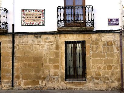 Casa de D. Antonio Machado