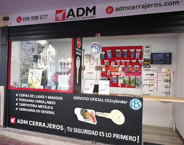 ADM Cerrajeros Ruzafa