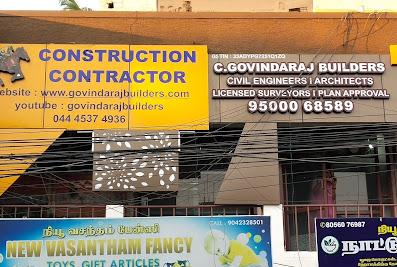 Govindaraj Builders (Architect Planners & Civil Engineering Contractor)