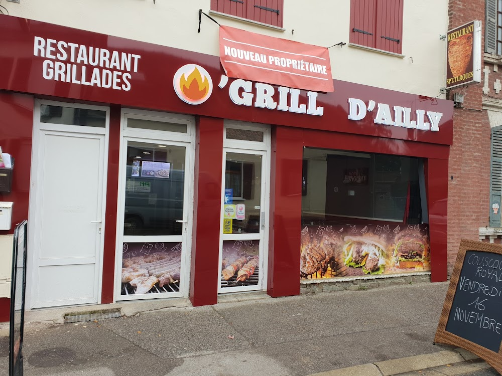 photo du resaurant O Grill d'Ailly