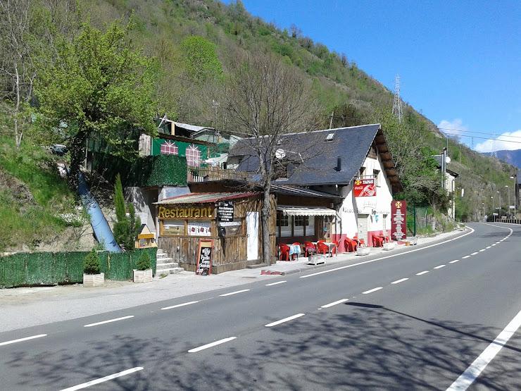 Bar Casa Shaure Carretera de Francia 6, 25549 Pontaut, Lérida