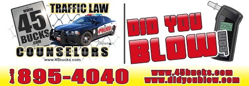 City Government Office «Traffic Law & DWI Counselors® 45BUCKS.com®», reviews and photos