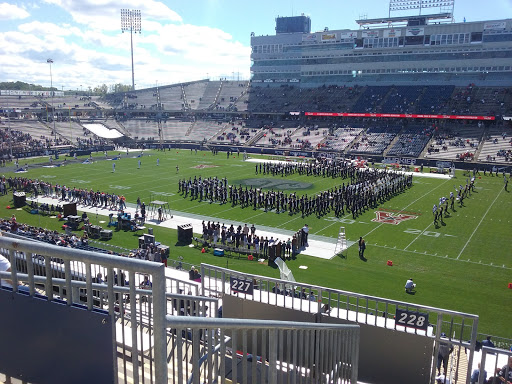 Stadium «Rentschler Field Stadium», reviews and photos, 615 Silver Ln, East Hartford, CT 06118, USA