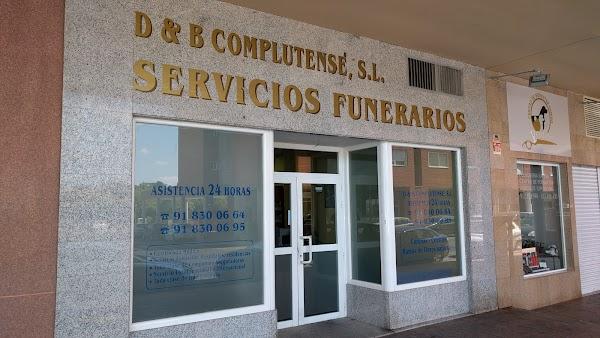 DB COMPLUTENSE SERVICIOS FUNERARIOS