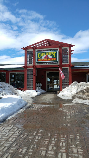 Garden center Cedarcrest Gardens in Saint John (NB)   LiveWay