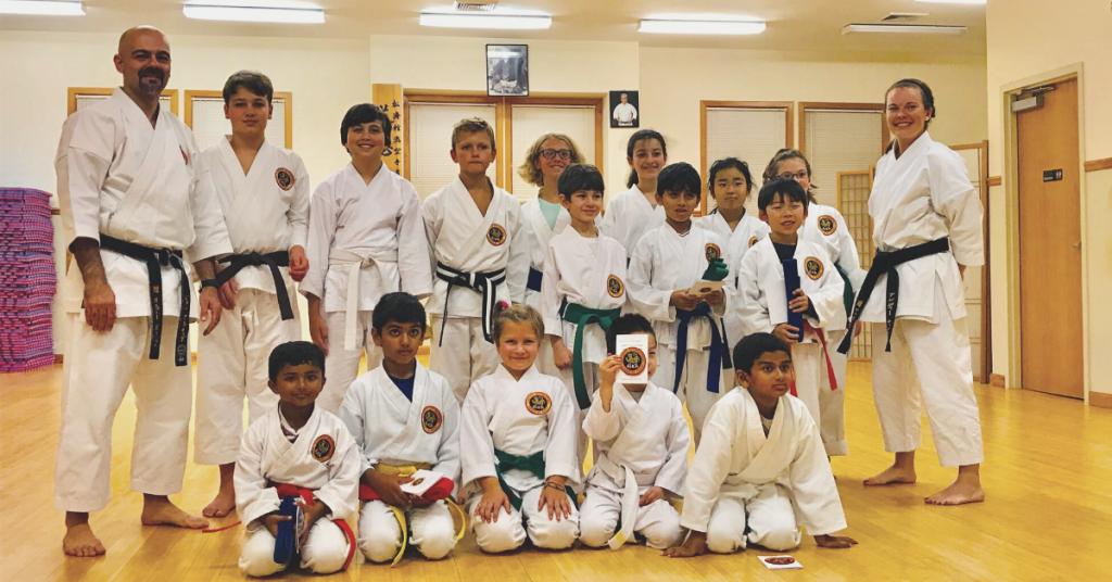 Matsuyamas Shotokan Karate Doshi-Kai