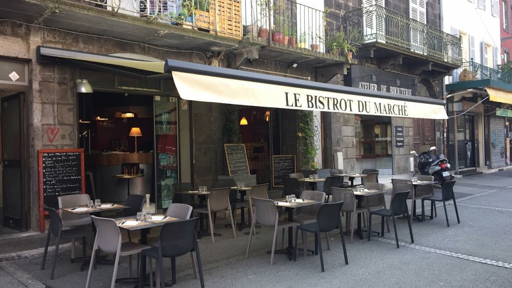 photo du resaurant Le Bistrot Du Marche